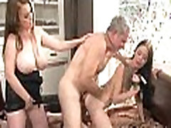 Mom and daughter threesome 1082