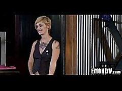 Goth emo angel with tattoos 306