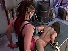 Huxly Fuckles Her Valentine - Chichi Medina, Saharra Huxly