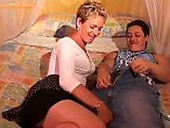 Hot mature riding big cock