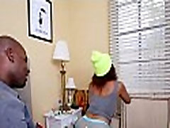 Black angels having sex