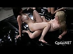 Lesbo babes fucking each other