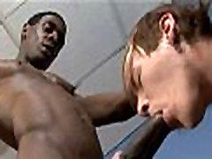 BlacksOnBoys - Gay blacks fuck hard white sexy twinks 09