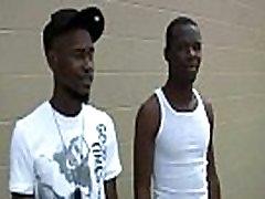 BlacksOnBoys - Gay black boys fuck hardcore white sexy twinks 01