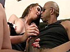 Cuckold Sessions Fetish - Monster black cock in xxx action 02