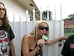 Sexy wild chick gets paid to fuck 9