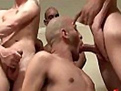 Bukkake Gay Boys - Nasty bareback facial cumshot parties 01