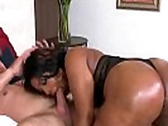 Ebony with big African booty gets fucked