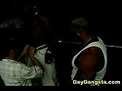 Black Ghetto Guys Penetrates White Gay Ass