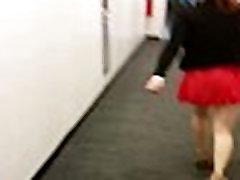 Hot Asian in a Mini Skirt Pt 2
