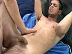 Explicit pecker riding with gays