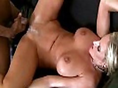 Milf has her FIRST INTERRACIAL Monster Cock 29