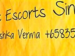 Indian Escorts Singapore Call Anoshka Verma 6583515425