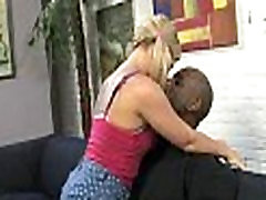 Monster black cock bangs my moms white pussy 1
