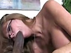 Hot milf fucks hard an huge black cock 6
