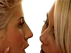 Lesbian Blonde on Blonde