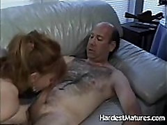 Expert mature lady in 69er