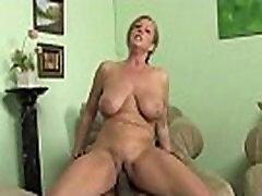 Mom go black - Interracial hardcore porno movie 35