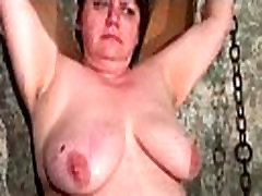 BDSM action game with BBW whore whose