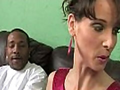 Interracial Sex : Monster black dong fucks white mature pussy 30