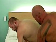 Gay bears Jace and Jim in heat