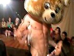 cfnm party girls suck off horny cfnm bear