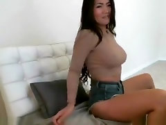 Amazing Webcam clip with Big Tits, Asian scenes