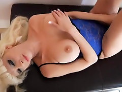Fabulous Homemade record with Blonde, Mature scenes