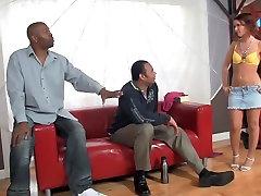Horny pornstar Tweety Valentine in crazy big cocks, small tits sex scene