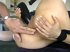 DENHAAGMAN - FUCKED RIGHT INTO AN ASSHOLE mother Id like to fuck SQUIRT- BIGGEST MARITAL-DEVICE IN VAGINA