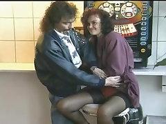 Italian vintage porn film shows some hot scenes