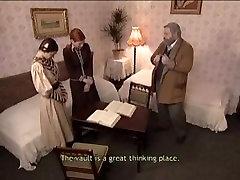 Czech retro film with one hot scene