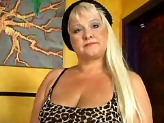 Mature Bbw sabrina gets dicked and facialized