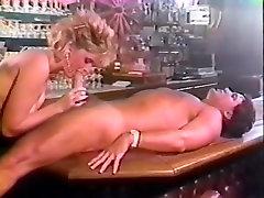 Bridgette Monet, Porsche Lynn, Rikki Blake in vintage porn video