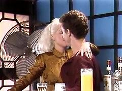 Aja, Dana Lynn, Kathleen Gentry in vintage porn scene