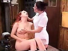 orgasm torture in Satans clinic
