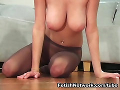 Hanna Hilton Teaching You How To JerkOff