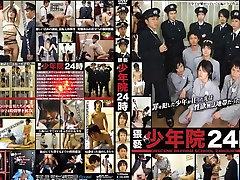 Fabulous Asian homosexual twinks in Best bdsm, group sex JAV video