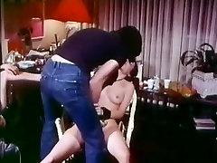 BDSM vintage porno movie with hot retro sluts