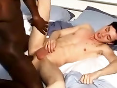 Black and White gay video