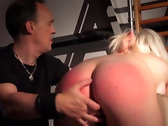 Painful and erotic bdsm treatment for Arteya