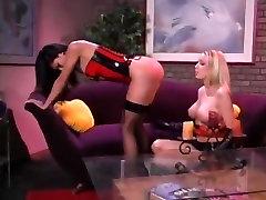 Lesbian bdsm spanking 2