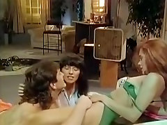 Fabulous Hairy clip with Threesomes,Vintage scenes