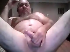 Faggot Bear Cums