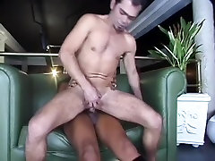 Tranny Gal Aline Gets Fucked Hard by a Thick Cock