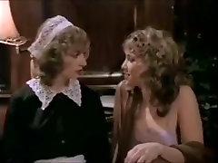Classic scenes - little oral annie strap-on scene