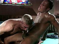 Glory Holes 2 - White Men Black Cocks Scene 12 - Bromo