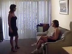 Spanking for mom