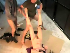 Asian porn movie with sexy japanese slut fucked by two rods