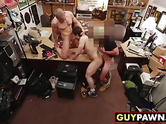 Straight guy fresh from the military gets fucked for cash